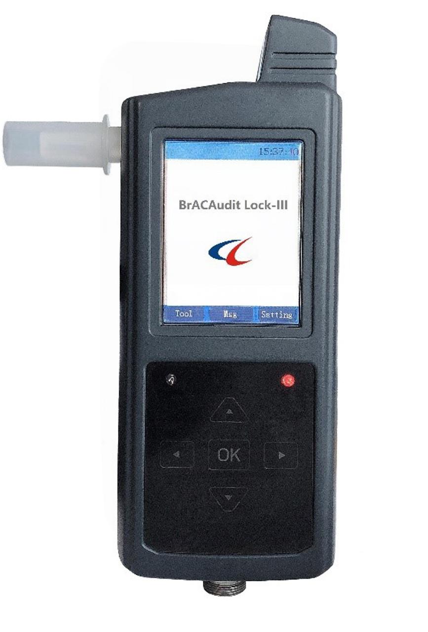 Алкозамок Interlock с базовым функционалом